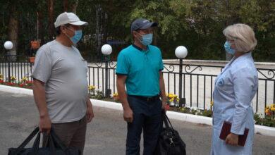 Photo of Пятеро пациентов выписались из инфекционного стационара в Кокшетау