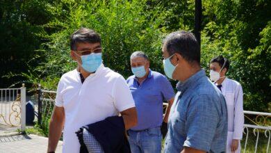 Photo of Врачи больницы в Кокшетау рассказали о своих проблемах мажилисмену