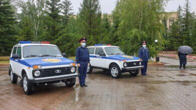 Photo of Акмолинские полицейские получают награды
