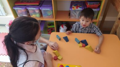 Photo of Эрготерапия, сова-няня, карточки Pecs: В Центре развития «особенных» детей рассказали о новых методиках