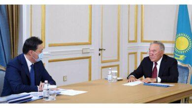 Photo of Нурсултан Назарбаев поручил Аскару Мамину усилить меры по социальному обеспечению