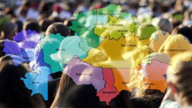 Photo of Из-за COVID-19 перепись населения Казахстана перенесли на 2021 год