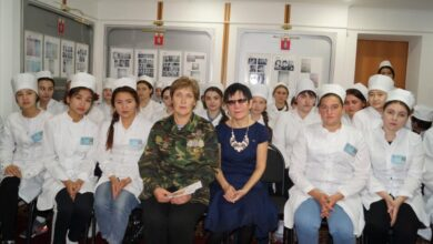 Photo of Елена Бирюкова на страже здоровья осужденных