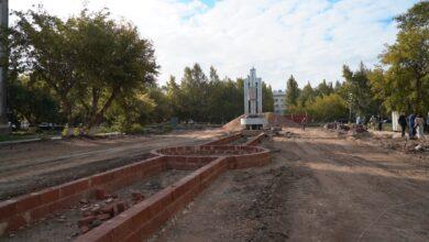 Photo of Сквер Полины Осипенко в Кокшетау будет отреставрирован до начала октября