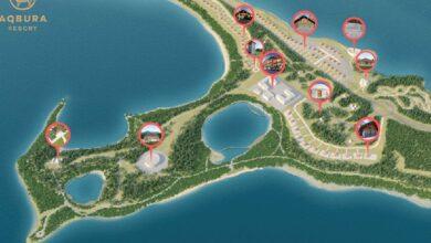 Photo of Aqbura Resort: Завершена первая фаза строительства курорта