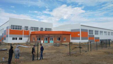 Photo of Новый спорткомплекс появится в Степняке
