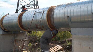 Photo of Больше труба – больше тепла: реконструкция тепломагистрали завершается в Кокшетау