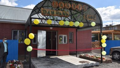 Photo of Бастау Бизнес: выпускник открыл кафе в Шортанды