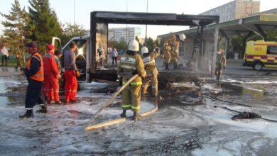 Photo of АЗС «Северная» чуть не взорвалась в Кокшетау
