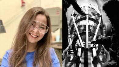 Photo of 20-летняя казахстанка работает над проектом Илона Маска
