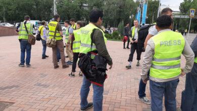 Photo of Правила для журналистов на митингах утвердили в Казахстане