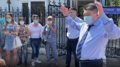 Photo of Строгий выговор получил санврач Алматинской области за поведение на встрече с предпринимателями