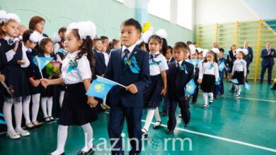Photo of В новом учебном году в первый класс принят 352 091 ученик – Минобразования
