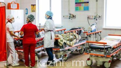Photo of 147 пациентов с коронавирусом находятся в тяжелом состоянии – Минздрав РК