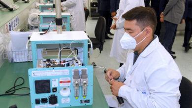 Photo of В Казахстане открыто производство стационарных аппаратов ИВЛ