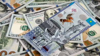Photo of Курс доллара вырос еще на 2 тенге на торгах