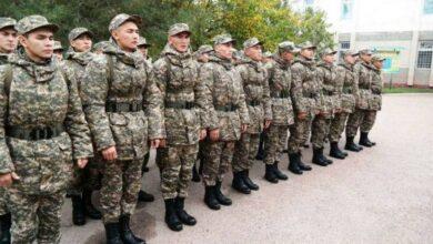 Photo of В Правила призыва казахстанцев на воинскую службу внесли изменения