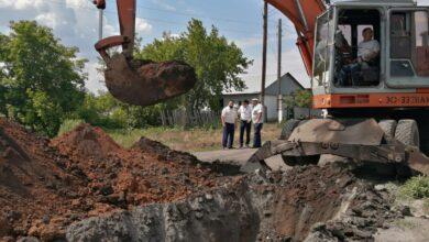 Photo of ДКЗ: В Ерейментау завершён ремонт сетей водоснабжения и водоотведения