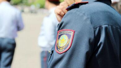 Photo of Акмолинские полицейские завели уголовное дело после стрельбы в Кокшетау