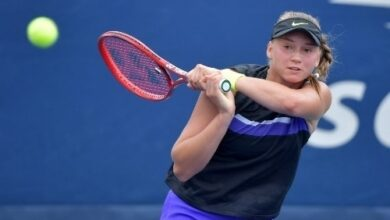 Photo of Первая ракетка Казахстана разгромила украинку на старте US Open