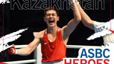Photo of Батырхан Сейтенов в списке ASBC Heroes