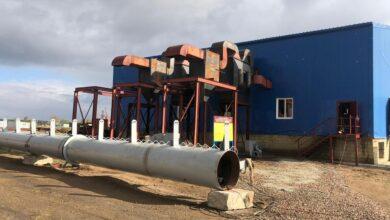 Photo of Котельную и теплосети строят в Буландынском районе