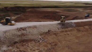 Photo of Плотину ремонтируют в Жаксынском районе