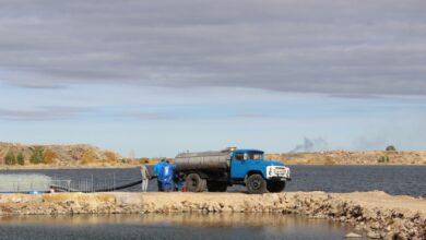 Photo of Малую форель запустили в пруд в Степногорске