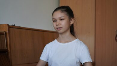 """Photo of Финалистка казахстанского отбора """"Еurovision Junior"""" спела для читателей """"Aqmola News"""" (ВИДЕО)"""