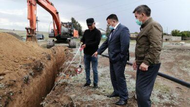 Photo of ДКЗ: Реконструкция системы водо- и теплоснабжения завершена в Ерейментау