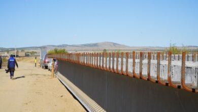 Photo of Мост через реку Чаглинка в Зерендинском районе достроят в ноябре