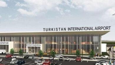 Photo of Аэропорт Туркестана может попасть в Книгу рекордов Гиннесса