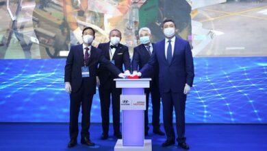 Photo of Завод по производству легковых автомобилей Hyundai начал работу в Алматы