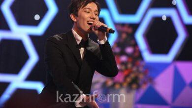 Photo of Клип Димаша Кудайбергена на казахском языке покажет MTV USA
