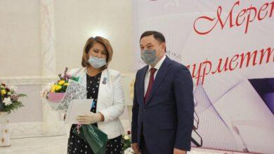 Photo of Лучших педагогов наградили в Акмолинской области
