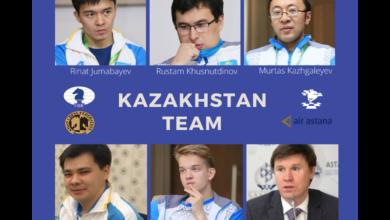 Photo of Мужская сборная Казахстана завоевала бронзу онлайн Кубка Азиатских Наций