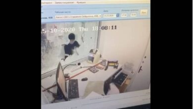 Photo of Дерзкий разбойный налет на отделение банка совершен в Алматы