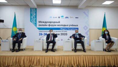Photo of В Казахстане стартовал международный форум молодых ученых