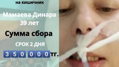 Photo of Динаре срочно требуется помощь