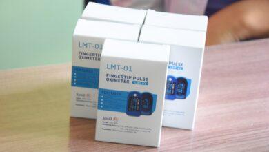 Photo of Шортандинские предприниматели подарили пульсоксиметры районной больнице