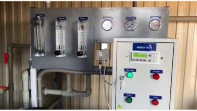 Photo of Экспериментальный блок-модуль для очистки воды появился в Жаксынском районе