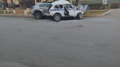 Photo of Двое полицейских погибли в аварии в Щучинске
