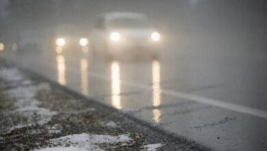 Photo of Гололед и туман ожидается на территории РК