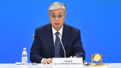 Photo of Президент обратился к казахстанцам