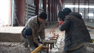 Photo of Новый цех строят на заводе «ENKI»