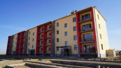 Photo of 45-квартирный дом в Есиле сдадут в декабре