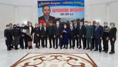 Photo of Орден ВОВ II степени передан семье фронтовика в Кокшетау