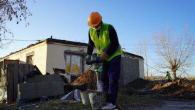 Photo of Дом для медработников в Жаксы достроят к декабрю