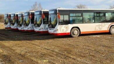 Photo of 50 новых автобусов появятся на улицах Кокшетау в ноябре