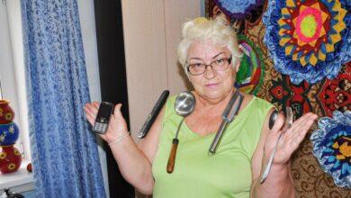 Photo of Женщина-магнит живет в Петропавловске – фото